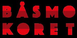 Båsmokoret logo to linjer
